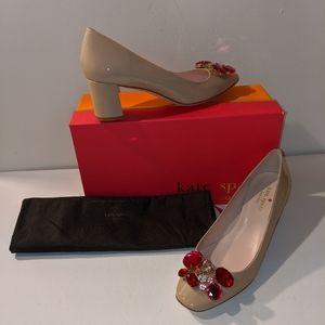 New Kate Spade Darby heels